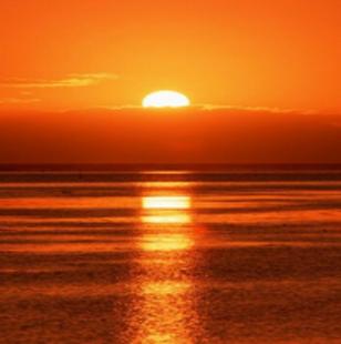 Retrouvez ici des exemples de couchers de soleil