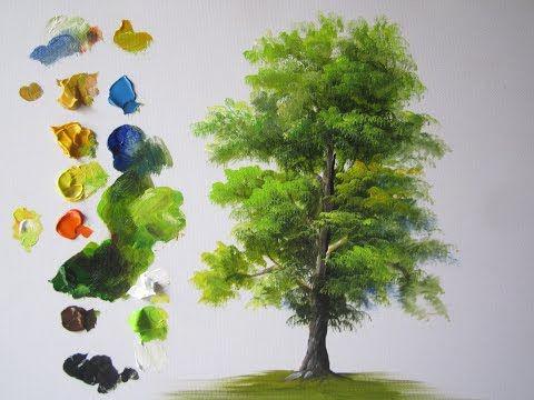 Retrouvez les 7 erreurs à éviter pour peindre les arbres